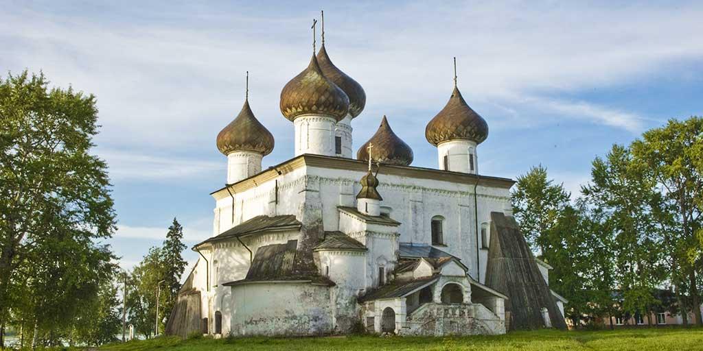 Orthodoxe Waldkirche