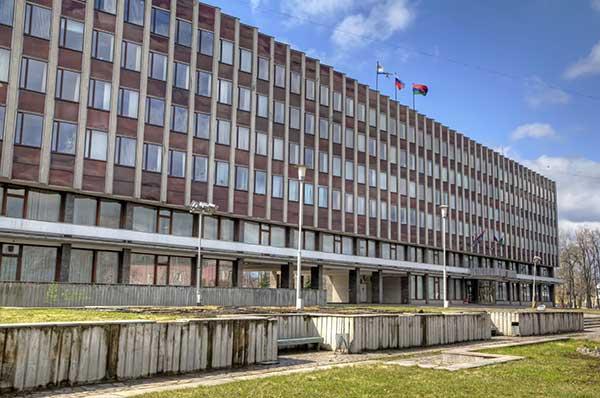 Russische Akademie der Wissenschaften in Petrosawodsk