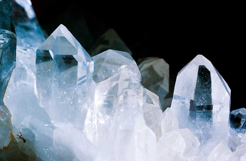 Sehr schöner Bergkristall